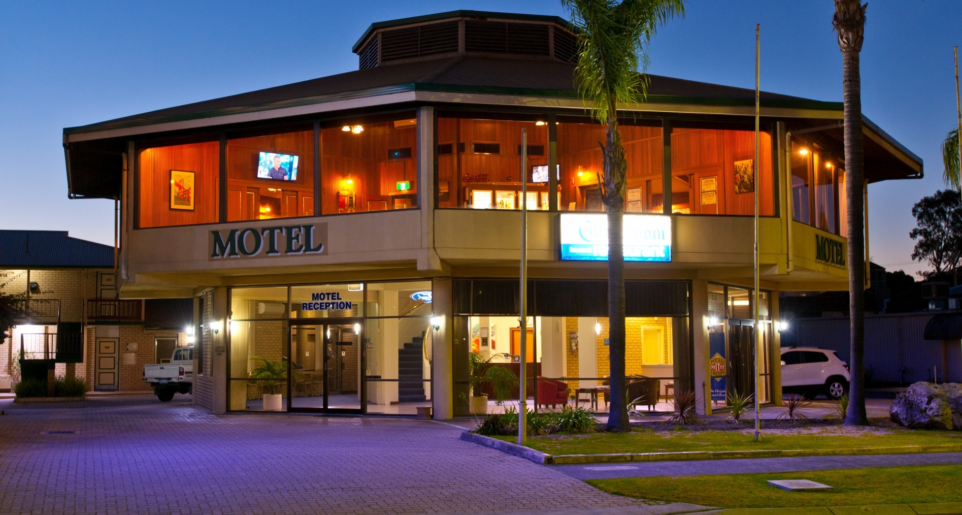 Admiral Motel Bunbury | Bunbury Motel Accommodation